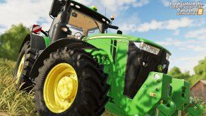 LS 19 Server Traktor